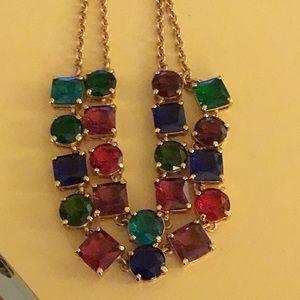 ♠️♠️Jewel tone necklace ♠️♠️